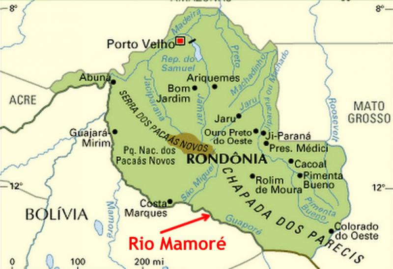 Rio Mamoré